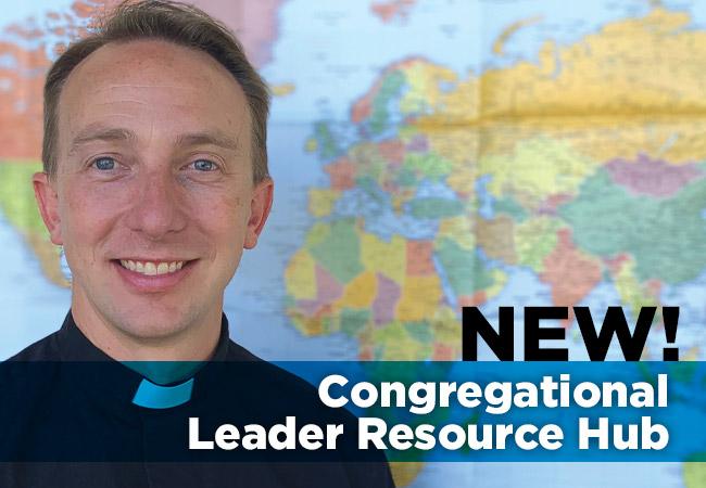 NEW! Congregational Leader Resource Hub
